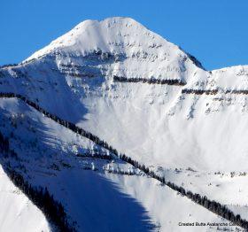 Schuylkill Peak. NE aspect ATL.