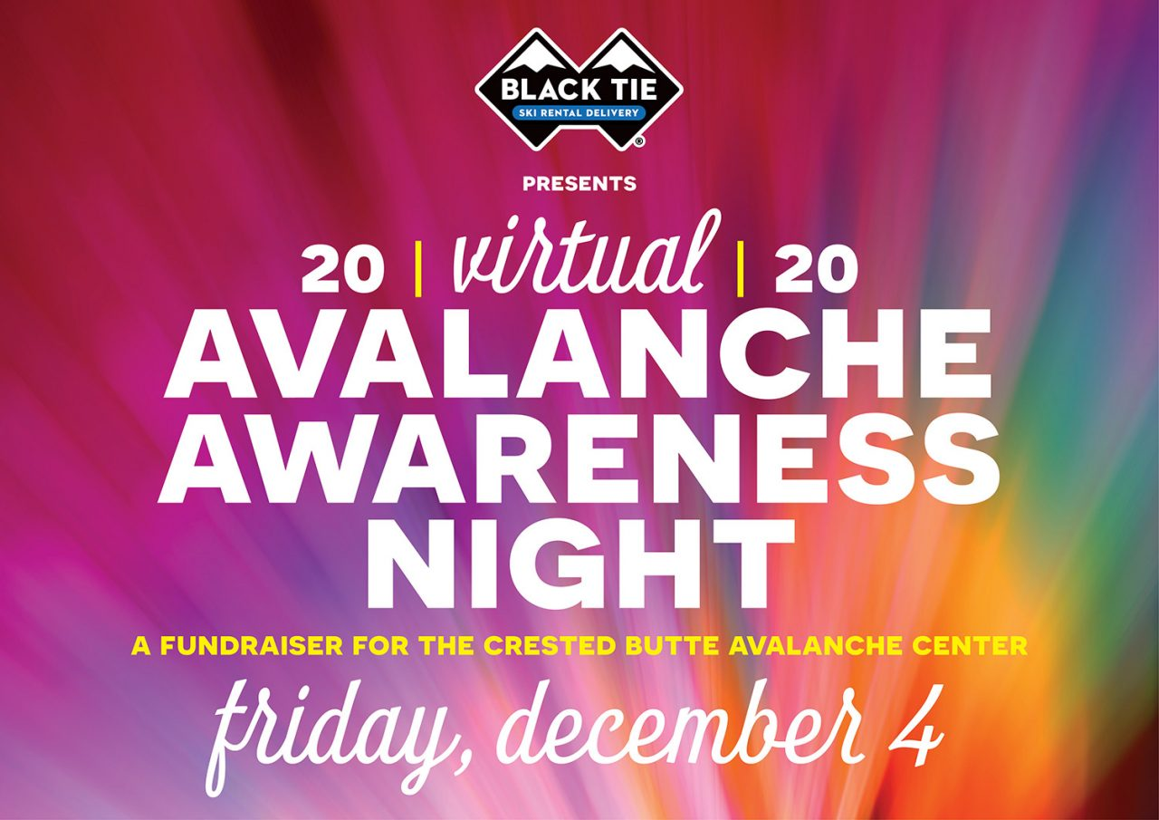 2020 Avalanche Awareness Night